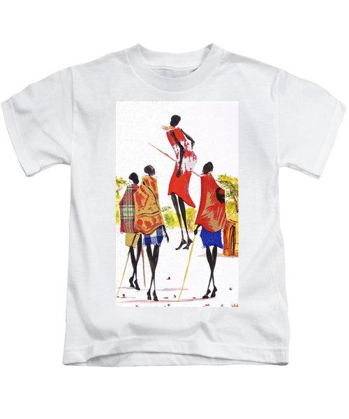 L 104 Kids T-Shirt