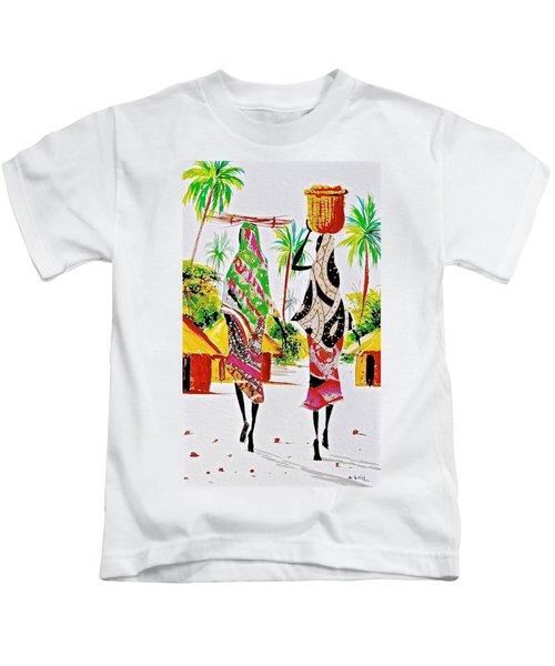 L 122 Kids T-Shirt