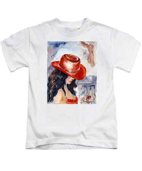 The Red Hat Kids T-Shirt