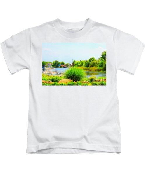 Lagoon  Kids T-Shirt