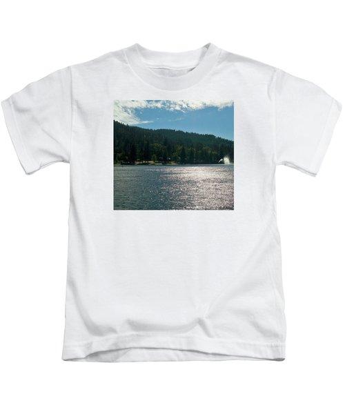 Lake Gregory Kids T-Shirt