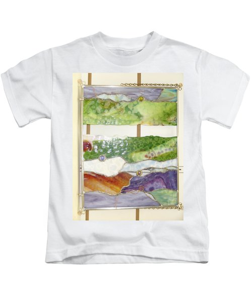 Landscape 2 Kids T-Shirt