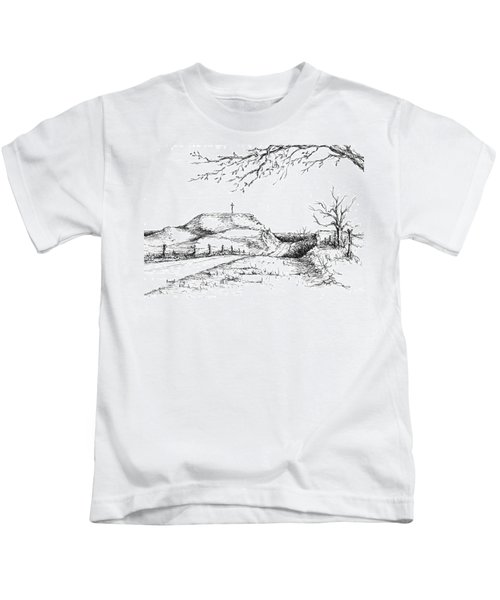 Last Hill Home Kids T-Shirt