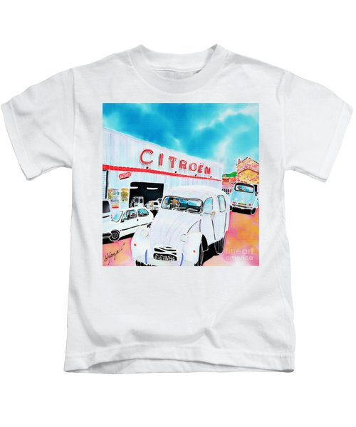 Le Garage Kids T-Shirt