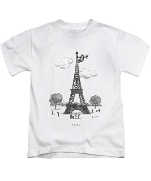 Le Roi Kong Kids T-Shirt