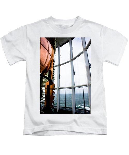 Lighthouse Lens Kids T-Shirt