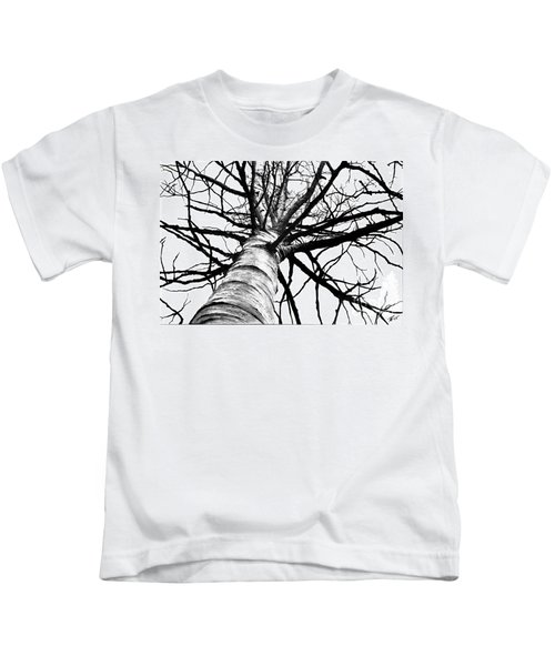 Lone Birch Kids T-Shirt