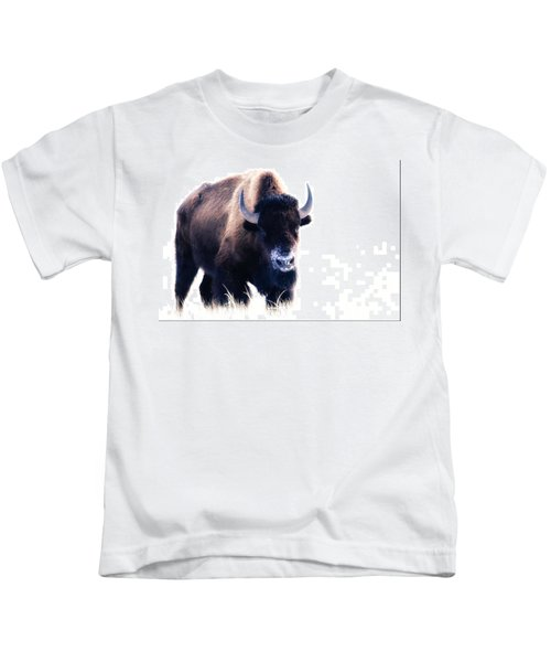 Lone Bull Kids T-Shirt