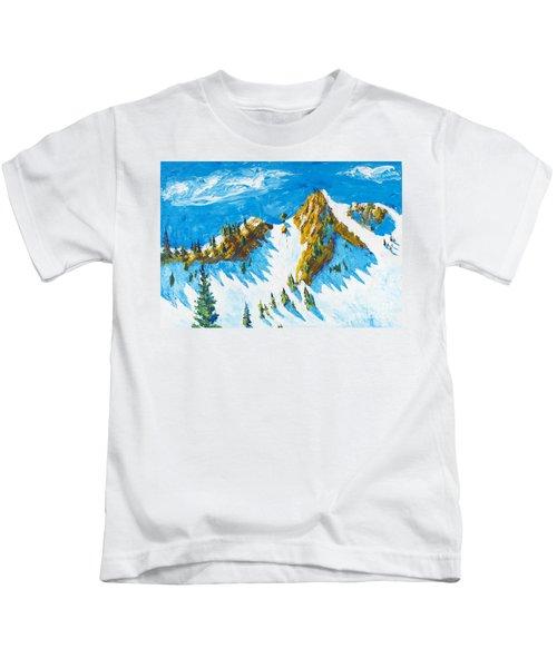 Lone Tree 1 Kids T-Shirt