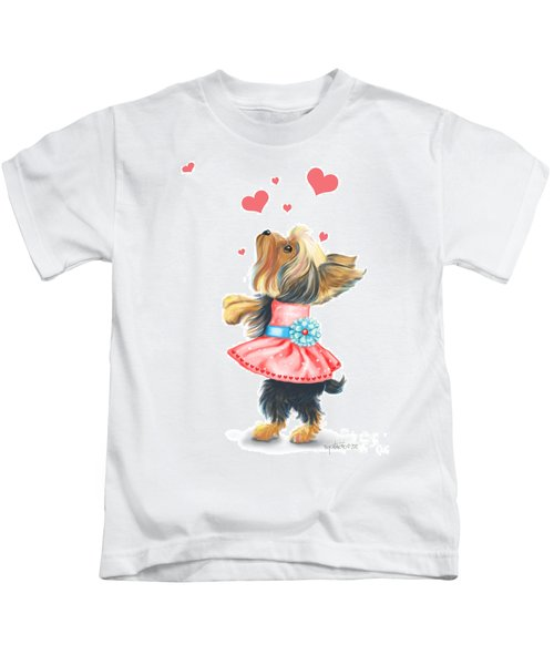 Love Without Ends Kids T-Shirt