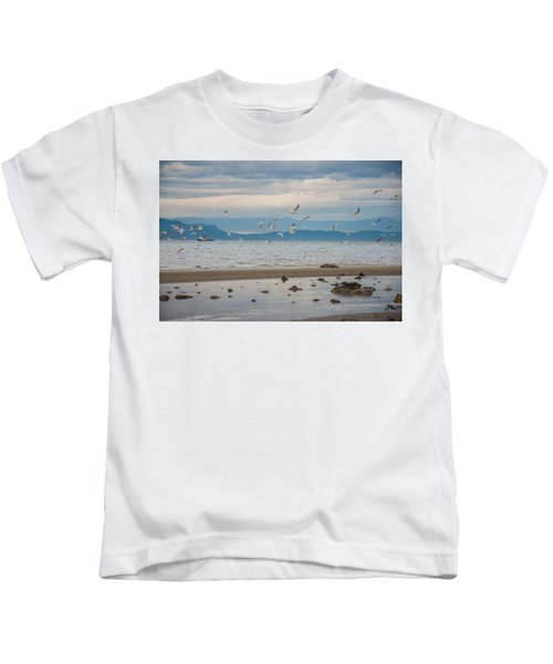 Herring Season  Kids T-Shirt