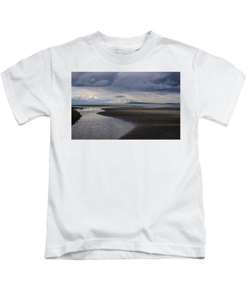 Tidal Design Kids T-Shirt