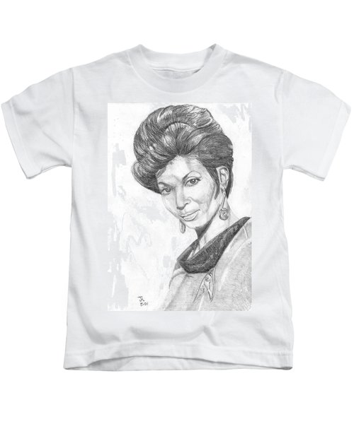 Lt. Uhura Kids T-Shirt