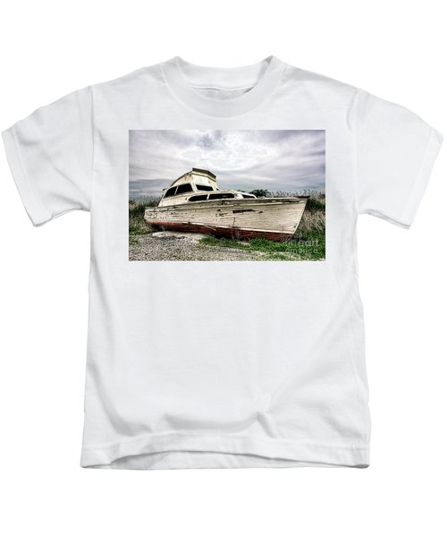 Luxury Past Kids T-Shirt