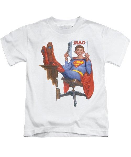 Mad - Super Read Kids T-Shirt