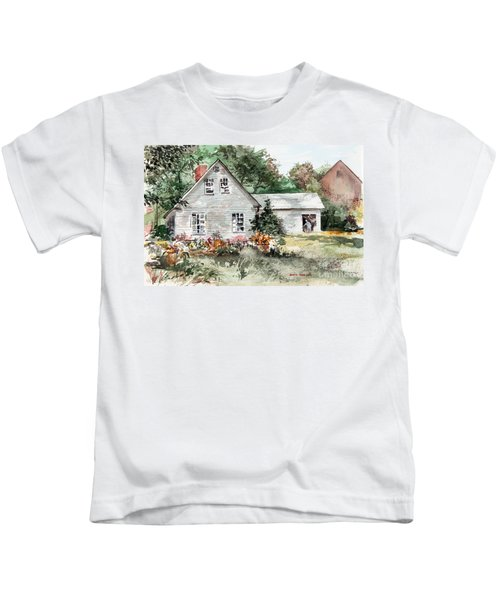 Maine Sunshine Kids T-Shirt