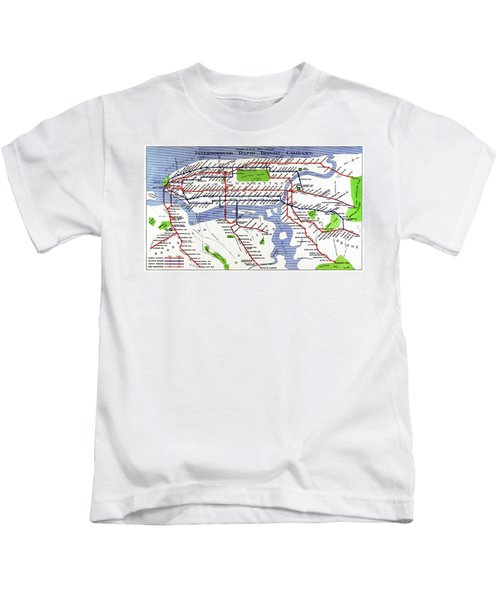 Nyc Subway Map T Shirt.New York City Subway Map Kids T Shirts Fine Art America