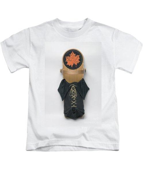 Maple Leaf Cradleboard Kids T-Shirt