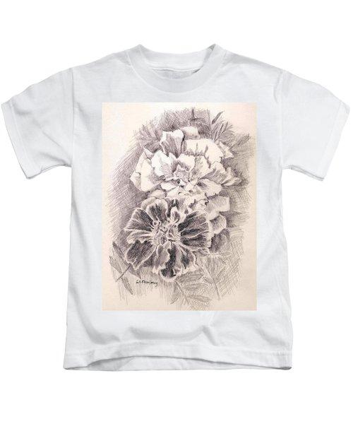 Marigolds Kids T-Shirt