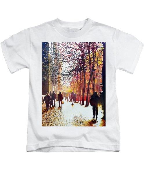 Market Street Kids T-Shirt