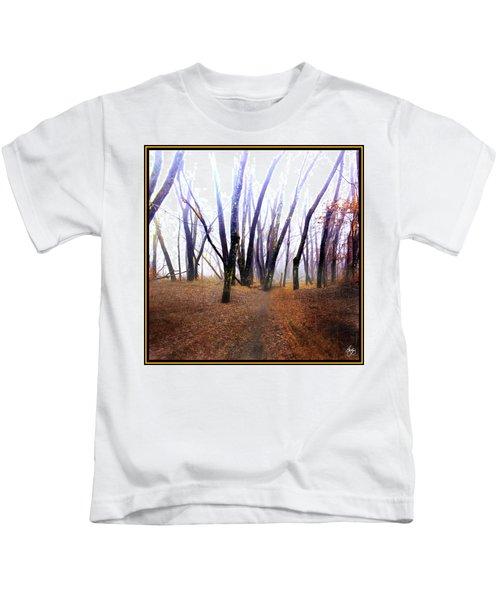 Meditation On Fear Kids T-Shirt