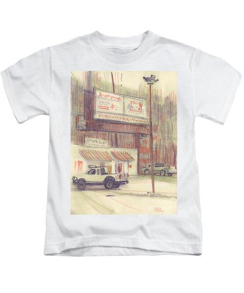 Mexican Take Out Kids T-Shirt