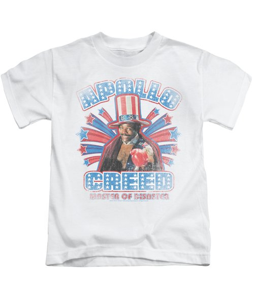 Mgm - Rocky - Apollo Creed Kids T-Shirt