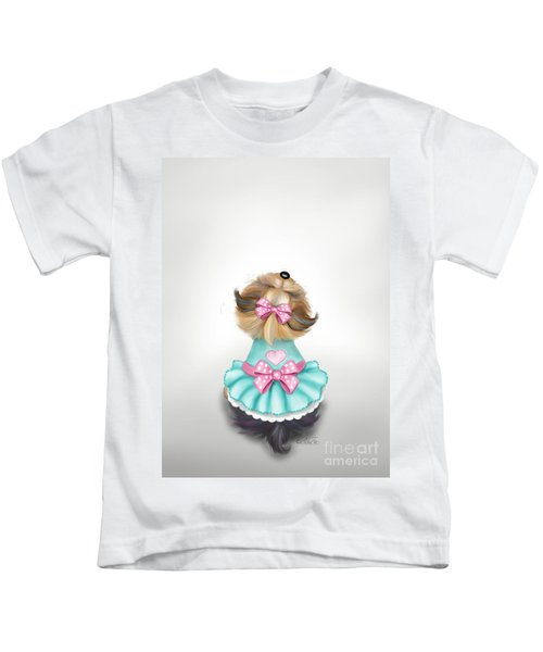 Miss Pretty Kids T-Shirt