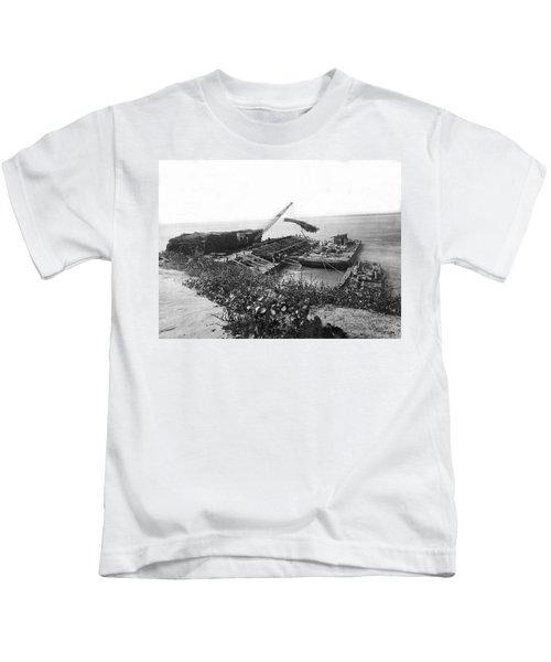 Mississippi Flood Control Kids T-Shirt