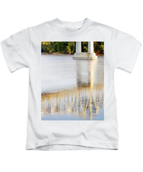Mississippi Reflection Kids T-Shirt