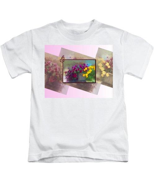 Moms Garden Art Kids T-Shirt