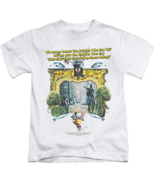 Monty Python - Knights Of Ni Kids T-Shirt by Brand A