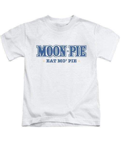 Moon Pie - Mo Pie Kids T-Shirt