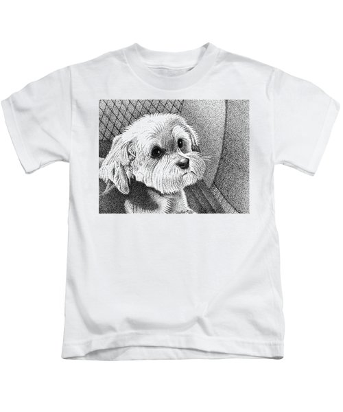Morkie Kids T-Shirt