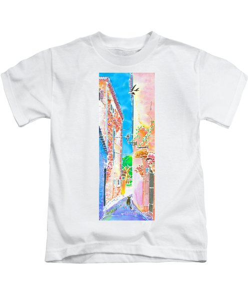 Morning Air  Kids T-Shirt