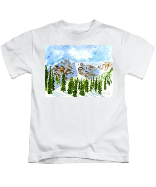 Mount Ogden Kids T-Shirt