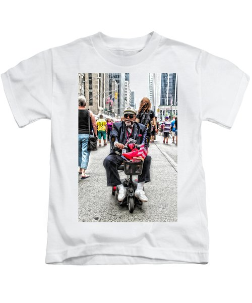 Mr. Mobile Kids T-Shirt