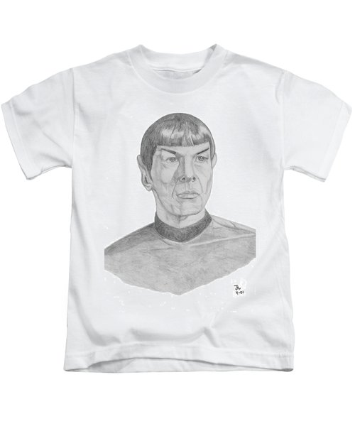 Mr. Spock Kids T-Shirt