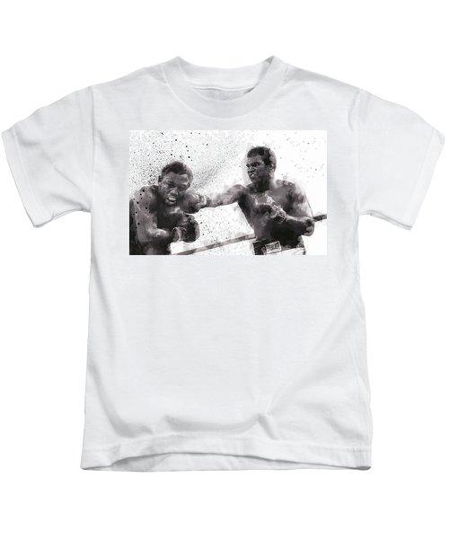 da232924835e Heavyweight Boxing Champions Kids T-Shirts | Fine Art America