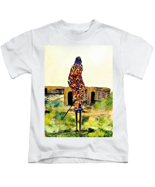 N 27 Kids T-Shirt