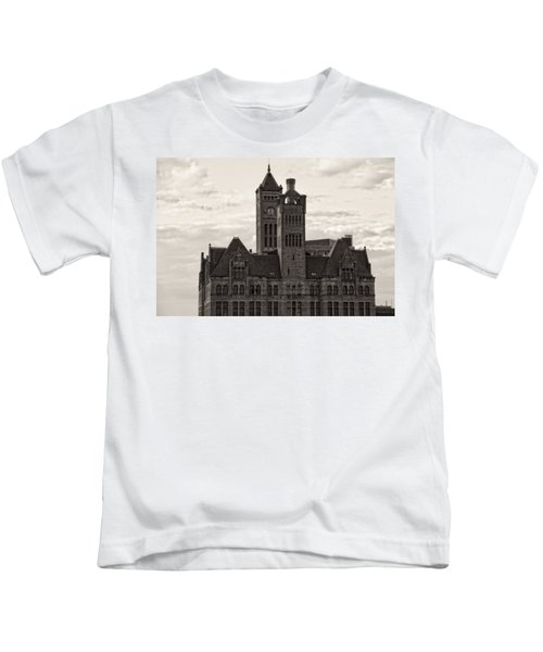 Nashville's Union Station Kids T-Shirt