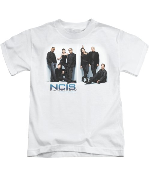 Ncis - White Room Kids T-Shirt