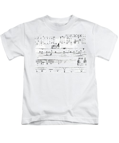Nerve Structure Of The Retina Kids T-Shirt