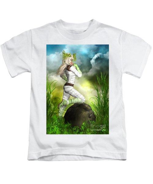 New Earth 3014 Kids T-Shirt