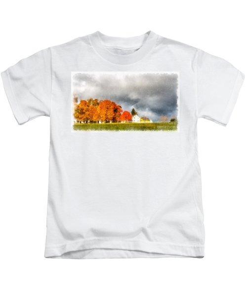 New England Village Kids T-Shirt