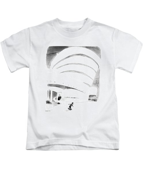 New Yorker August 16th, 1976 Kids T-Shirt