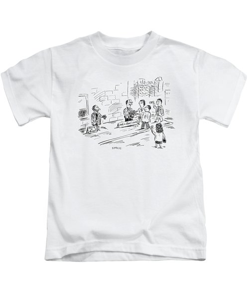 New Yorker August 16th, 1999 Kids T-Shirt