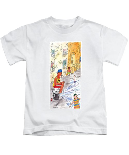 New Yorker August 19th, 1996 Kids T-Shirt