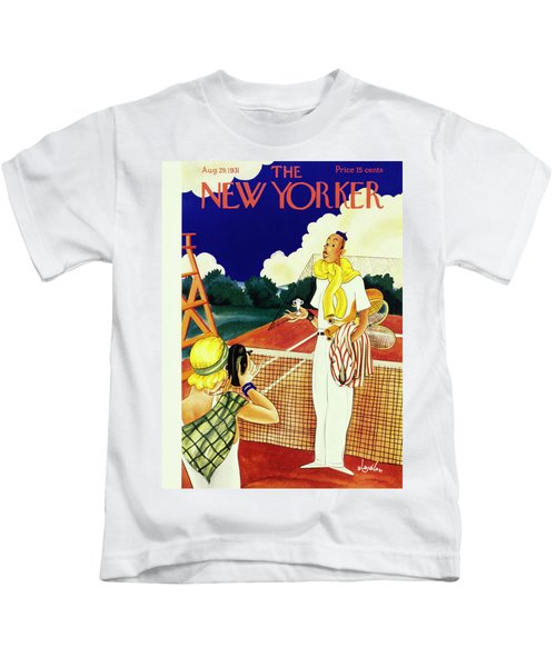 New Yorker August 29 1931 Kids T-Shirt