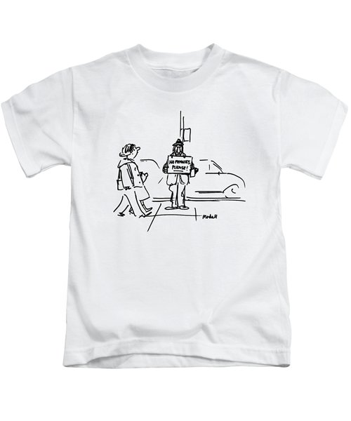 New Yorker August 2nd, 1993 Kids T-Shirt